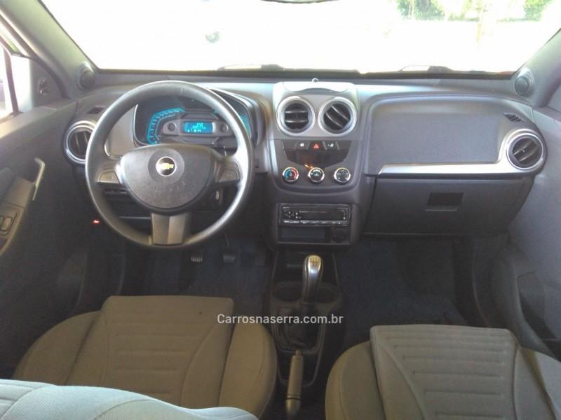 MONTANA 1.4 MPFI SPORT CS 8V FLEX 2P MANUAL - 2011 - CAXIAS DO SUL