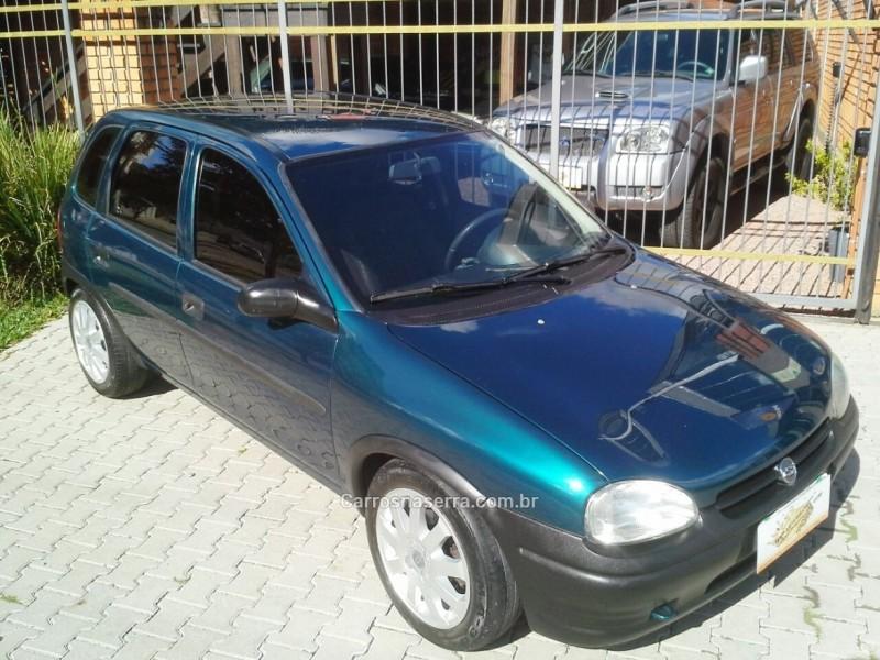 corsa 1.0 mpf wind 8v gasolina 4p manual 1999 caxias do sul