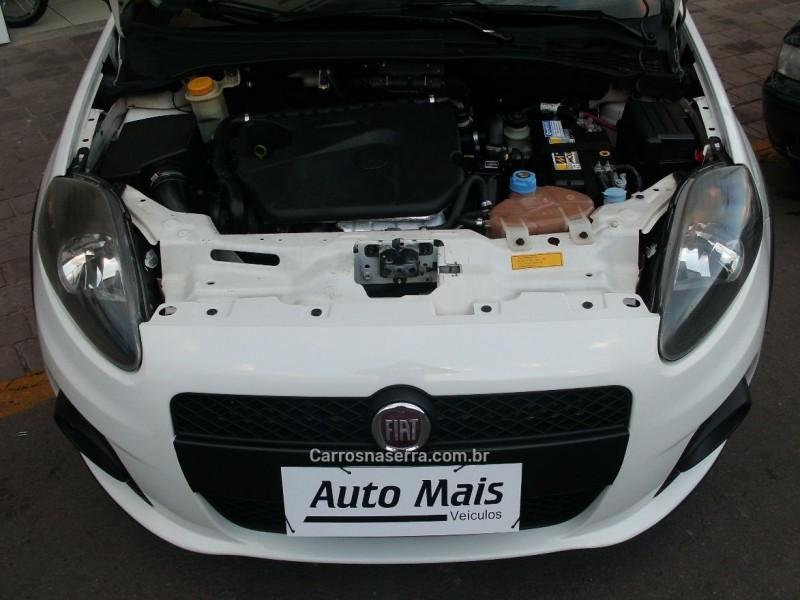 PUNTO 1.4 MPI 16V T-JET GASOLINA 4P MANUAL - 2010 - FLORES DA CUNHA