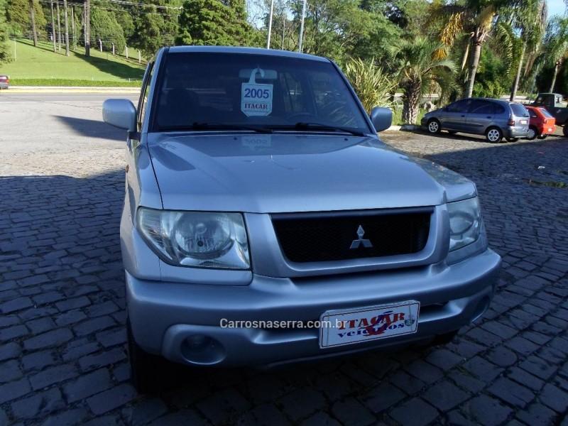 PAJERO TR4 2.0 4X4 16V 131CV GASOLINA 4P AUTOMÁTICO