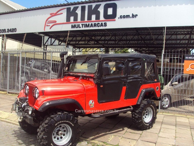 jeep 1962 caxias do sul