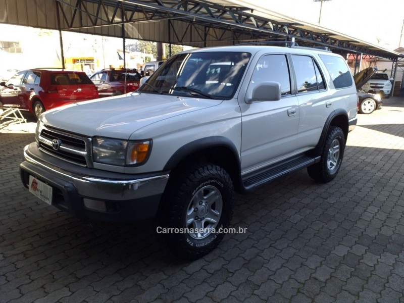 hilux sw4 3.0 4x4 8v turbo diesel 4p manual 2000 caxias do sul
