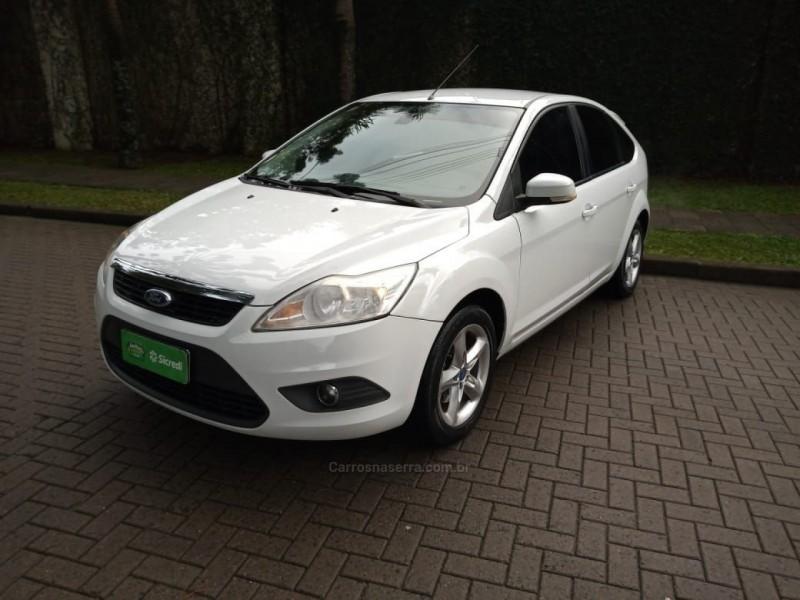 focus 2.0 ha 16v gasolina 4p manual 2012 caxias do sul