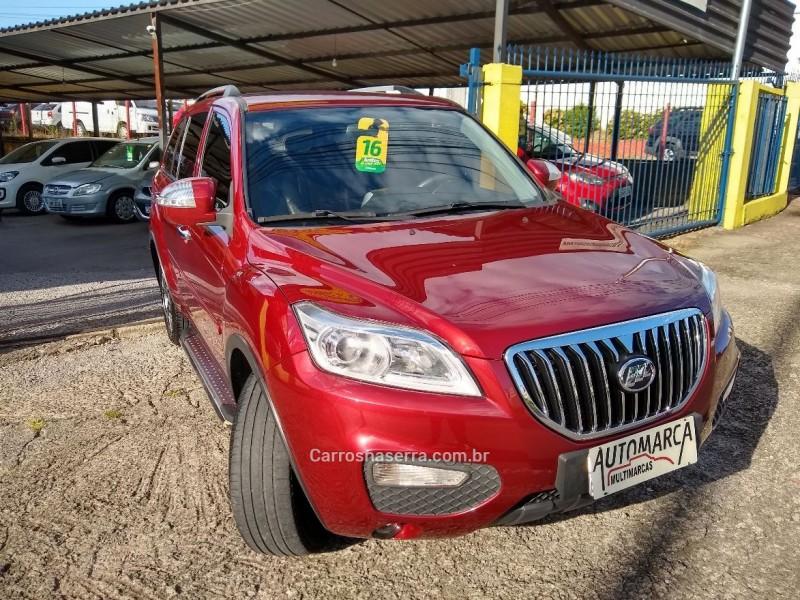 x60 1.8 vip 16v gasolina 4p manual 2016 caxias do sul