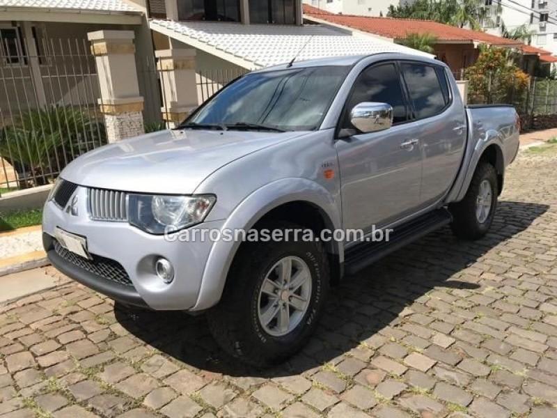 l200 triton 3.2 hpe 4x4 cd 16v turbo intercooler diesel 4p automatico 2009 salvador do sul