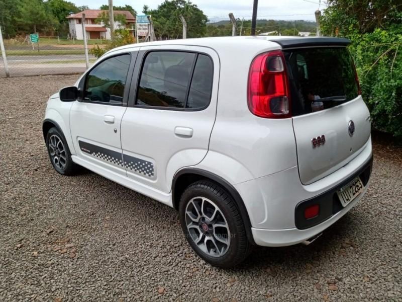 UNO 1.4 EVO SPORTING 8V FLEX 4P MANUAL - 2013 - SãO SEBASTIãO DO CAí