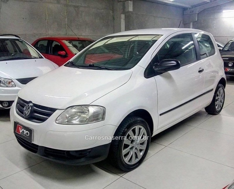 fox 1.0 mi plus 8v flex 2p manual 2010 caxias do sul
