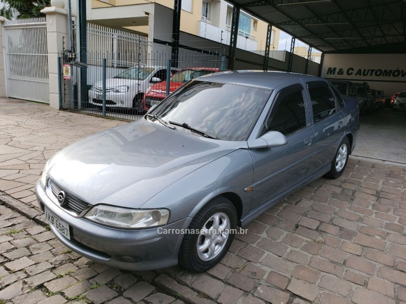 vectra 2.2 mpfi gl milenium 8v gasolina 4p manual 2001 caxias do sul