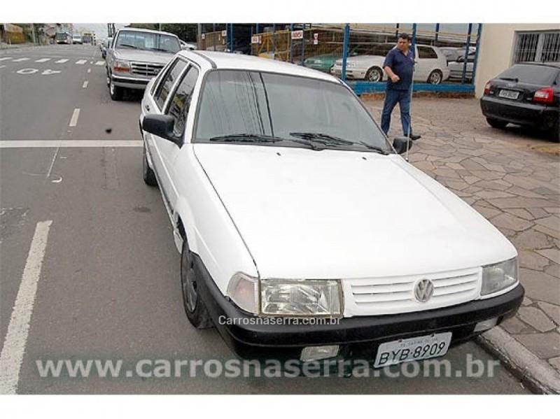 santana 2.0 gl 8v gasolina 4p manual 1995 caxias do sul
