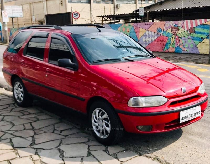 palio 1.6 mpi sport weekend 16v gasolina 4p manual 1997 caxias do sul