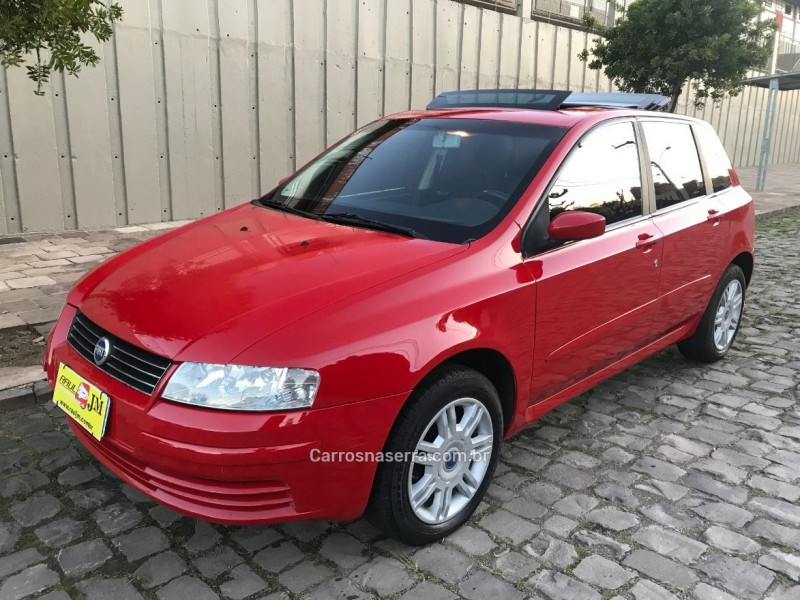 stilo 1.8 mpi 8v flex 4p manual 2006 caxias do sul