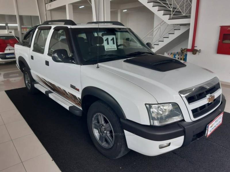 s10 2.8 rodeio 4x4 cd 12v turbo electronic intercooler diesel 4p manual 2011 veranopolis