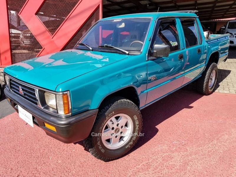 l200 2.5 4x4 cd 8v turbo diesel 4p manual 1993 farroupilha
