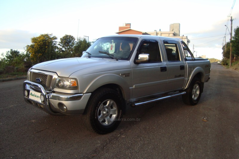ranger 3.0 limited 16v 4x4 cd diesel 4p manual 2006 flores da cunha