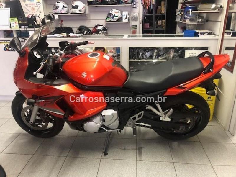 GSX 650 F - 2011 - GARIBALDI