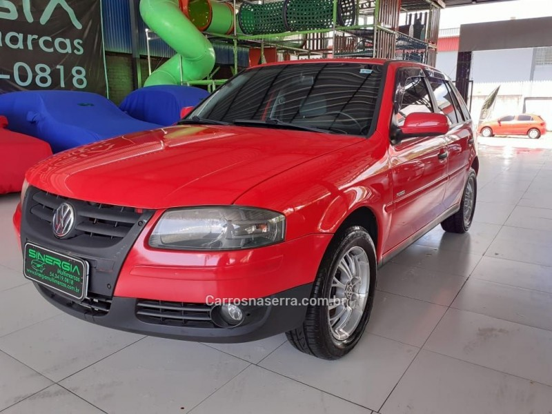 gol 1.6 mi power 8v flex 4p manual g.iv 2007 caxias do sul