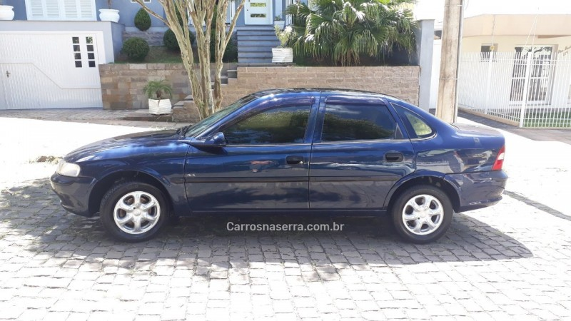 vectra 2.0 mpfi gls 8v gasolina 4p manual 1997 nova prata