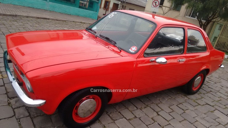 chevette 1.4 8v gasolina 4p manual 1976 caxias do sul