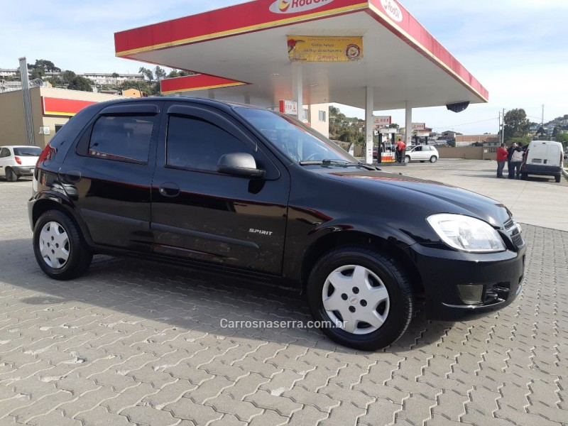 CELTA 1.0 MPFI SPIRIT 8V FLEX 4P MANUAL - 2011 - CAXIAS DO SUL
