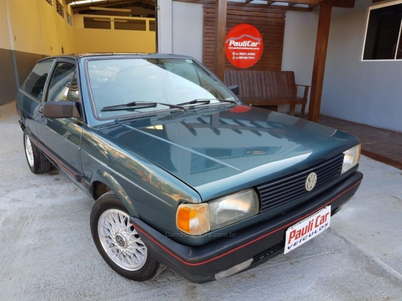 gol 1.8 gl 8v gasolina 2p manual 1994 caxias do sul