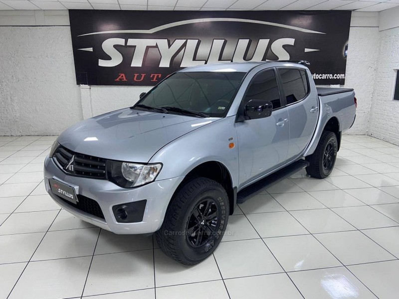 l200 triton 2.4 hls 4x2 cd 16v flex 4p manual 2015 estancia velha