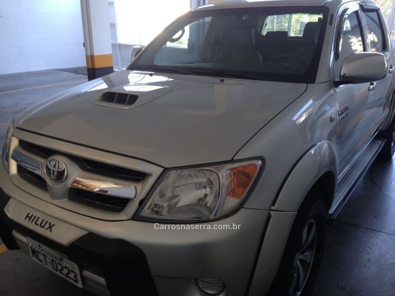 hilux 3.0 sr 4x4 cd 16v turbo intercooler diesel 4p manual 2006 caxias do sul