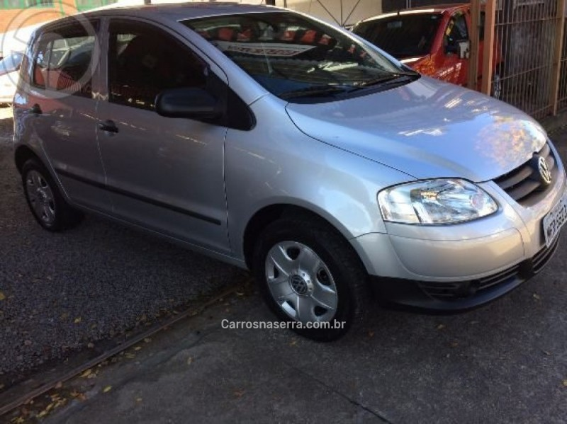 fox 1.0 mi city 8v flex 4p manual 2009 caxias do sul
