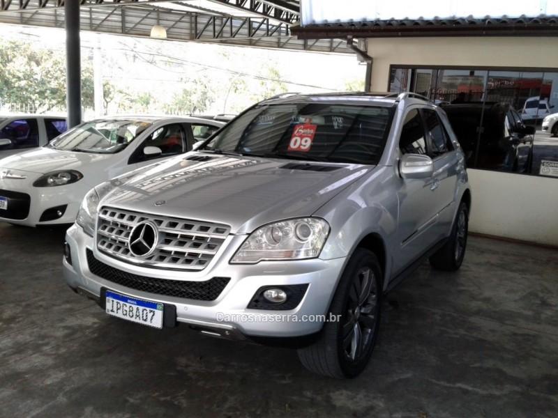 ml 320 3.0 4x4 cdi v6 24v diesel 4p automatico 2009 caxias do sul