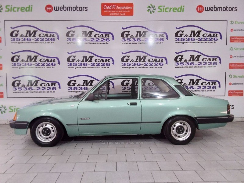 chevette 1.6 l 8v gasolina 2p manual 1993 sao sebastiao do cai