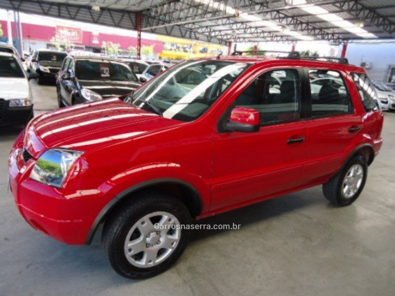 ecosport 1.6 xlt 8v gasolina 4p manual 2004 caxias do sul