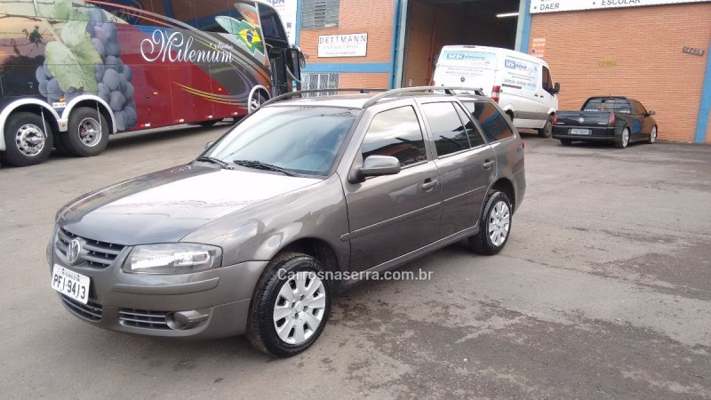 parati 1.6 mi 8v flex 4p manual g.iv 2013 caxias do sul