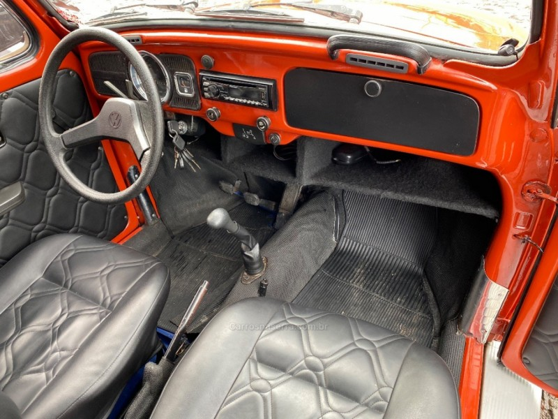 FUSCA 1.3 L 8V GASOLINA 2P MANUAL - 1978 - TAQUARA