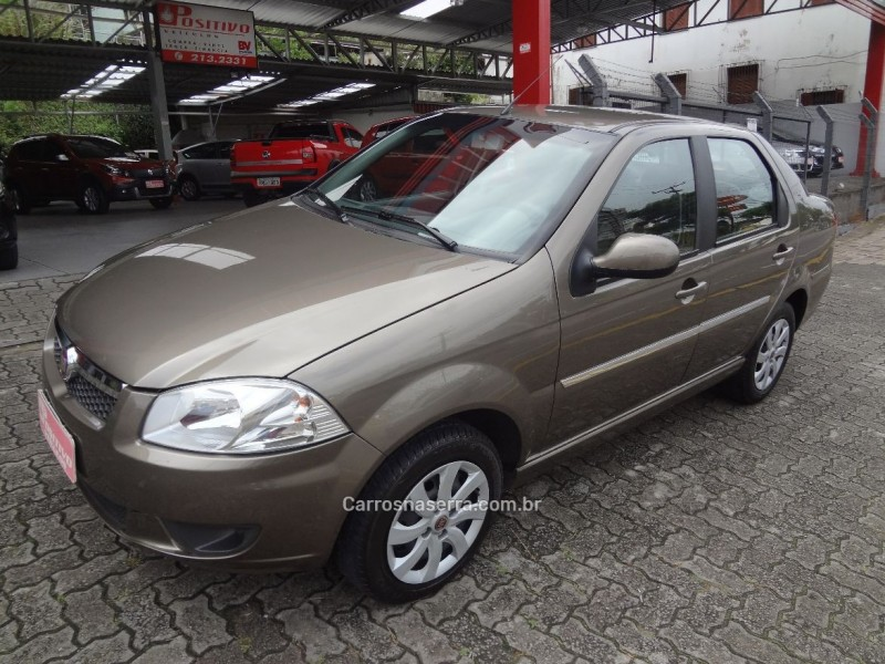 siena 1.0 mpi el 8v flex 4p manual 2014 caxias do sul