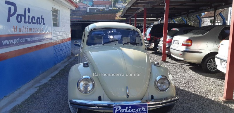 fusca 1.3 l 8v gasolina 2p manual 1978 caxias do sul