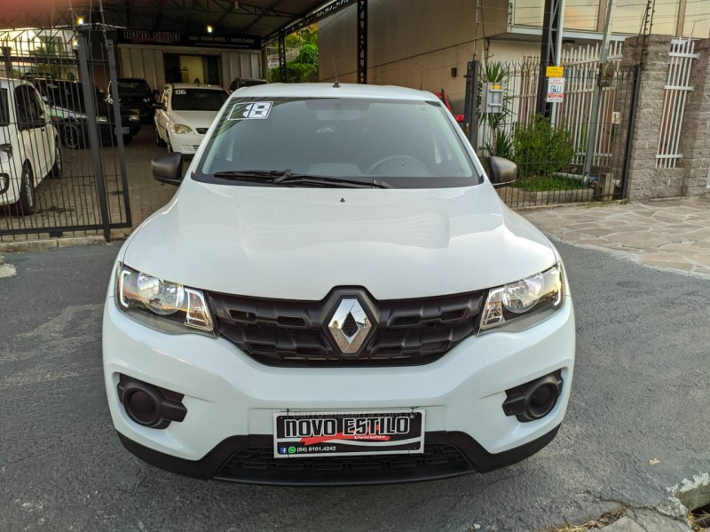 KWID 1.0 12V SCE FLEX ZEN MANUAL - 2018 - CAXIAS DO SUL