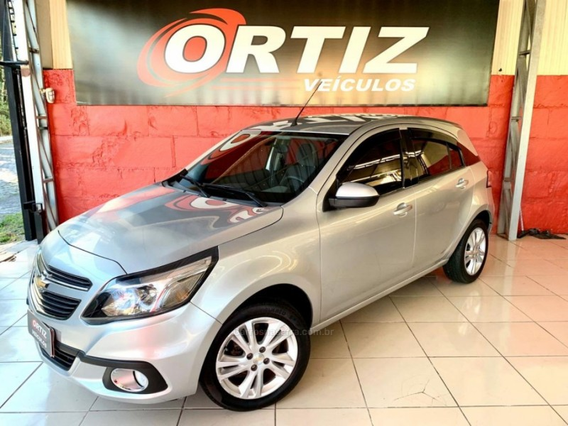 agile 1.4 mpfi ltz 8v flex 4p manual 2014 caxias do sul