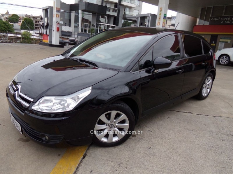 c4 1.6 glx 16v flex 4p manual 2012 caxias do sul