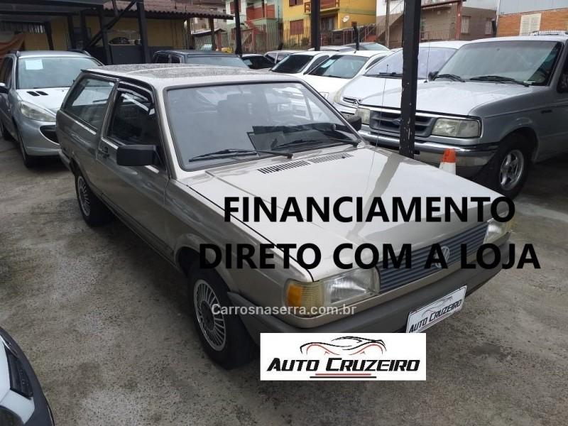 parati 1.6 cl 8v gasolina 2p manual 1994 caxias do sul