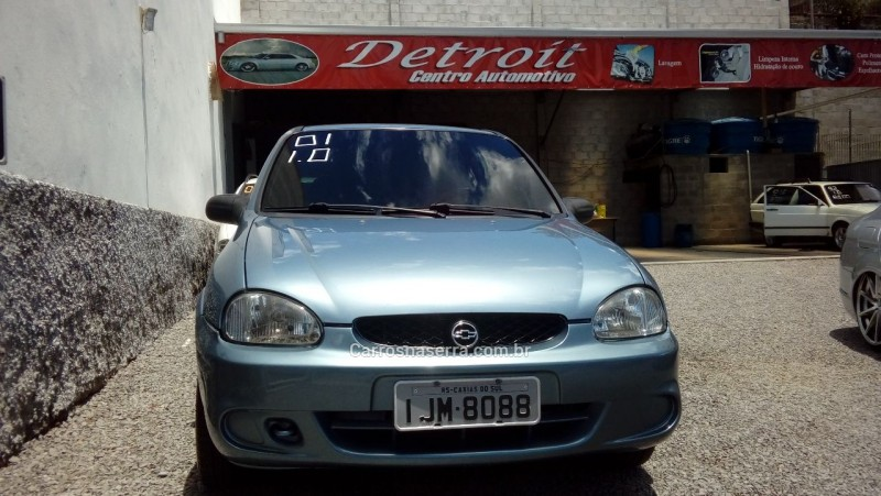 corsa 1.0 mpf wind 8v gasolina 4p manual 2001 caxias do sul