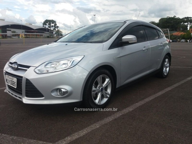 focus 1.6 se 16v flex 4p manual 2014 caxias do sul