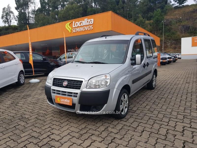 doblo 1.8 mpi essence 16v flex 4p manual 2018 caxias do sul