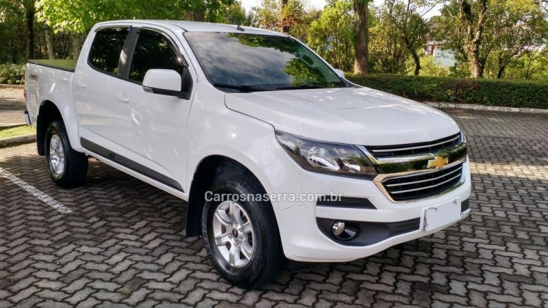 s10 2.8 lt 4x4 cd 16v turbo diesel 4p automatico 2017 caxias do sul