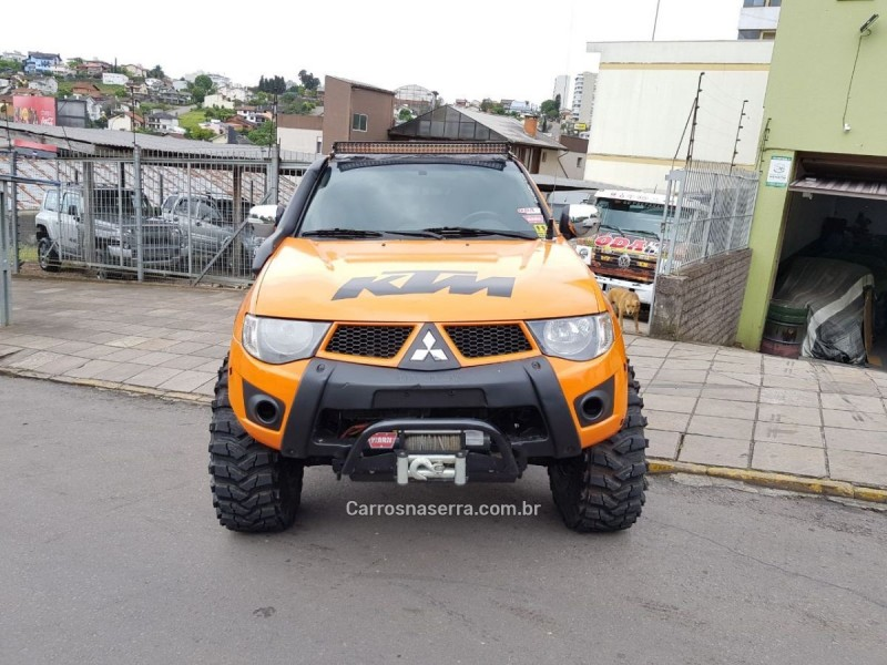 l200 triton 3.2 hpe 4x4 cd 16v turbo intercooler diesel 4p manual 2014 caxias do sul
