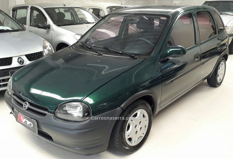corsa 1.0 mpfi super 8v gasolina 4p manual 1999 caxias do sul