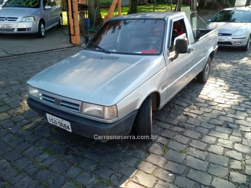 fiorino 1.5 ie pick up cs 8v gasolina 2p manual 1995 farroupilha