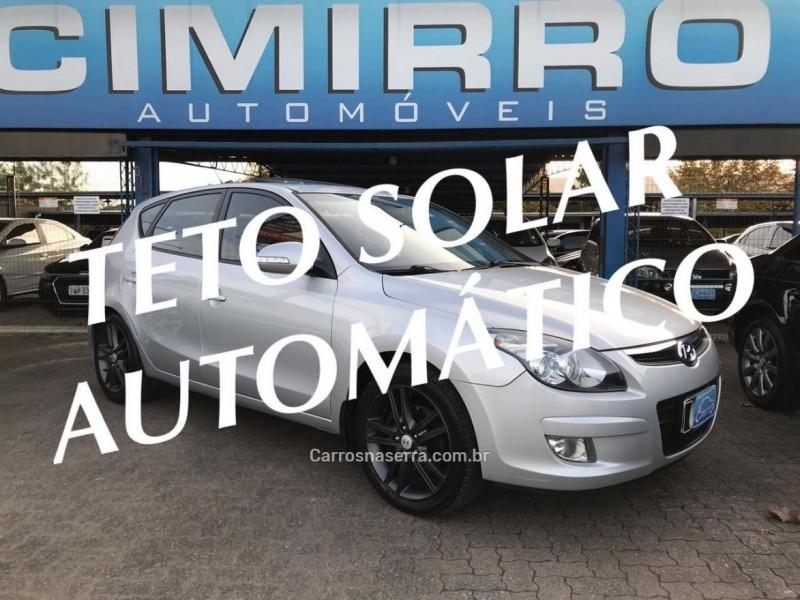 i30 2.0 mpi 16v gasolina 4p automatico 2011 igrejinha