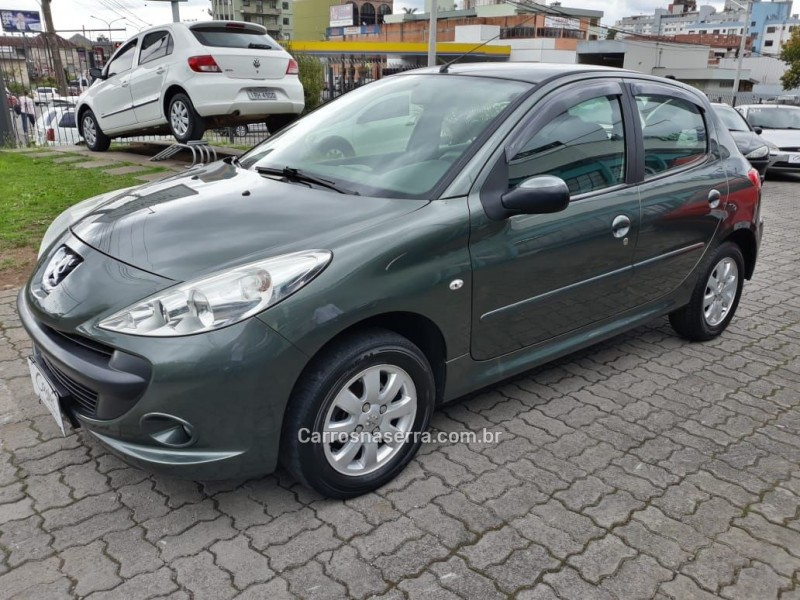 207 1.4 xr sport 8v flex 4p manual 2010 caxias do sul