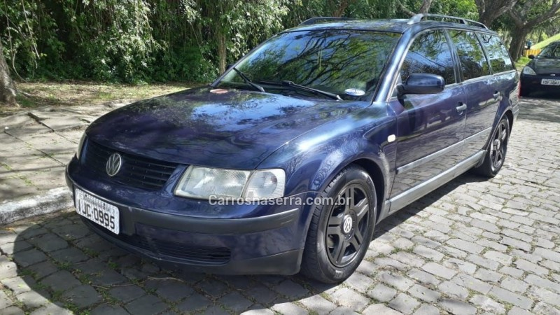 passat 1.8 variant 20v turbo gasolina 4p manual 1999 farroupilha