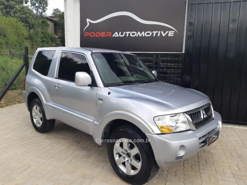 pajero full 3.8 hpe 4x4 v6 24v gasolina 2p automatico 2005 farroupilha