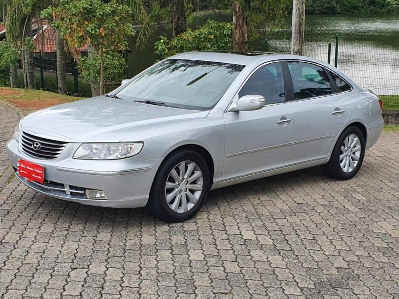 azera 3.3 mpfi gls sedan v6 24v gasolina 4p automatico 2009 caxias do sul